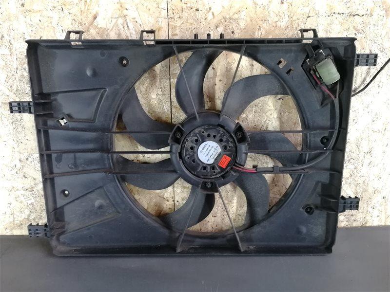 Вентилятор радиатора Chevrolet Cruze 2010 (б/у)