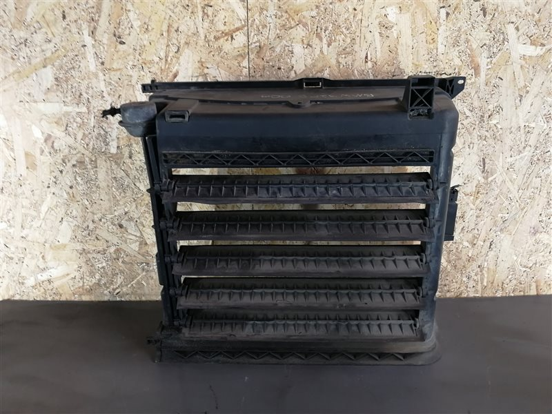 Жалюзи радиатора Bmw 3-Series E46 2000 (б/у)