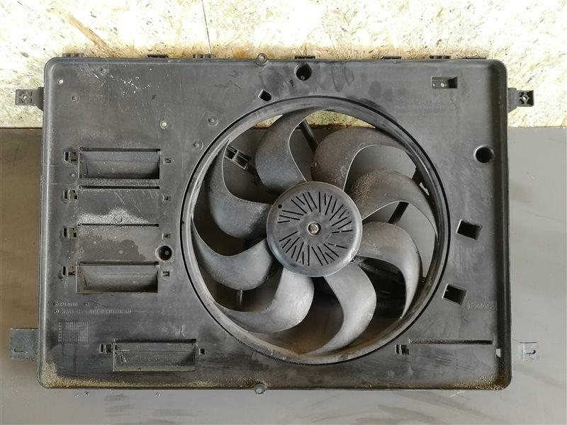 Вентилятор радиатора Ford S-Max 2008 (б/у)