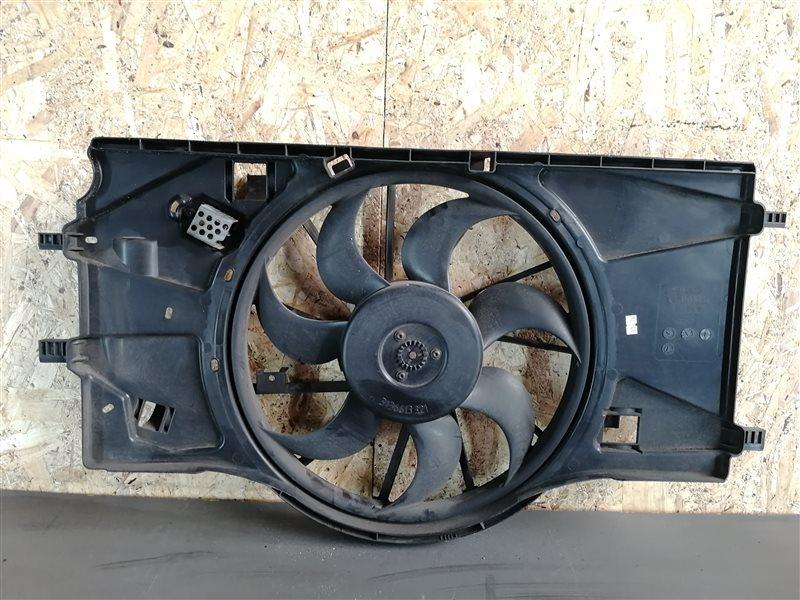 Вентилятор радиатора Renault Laguna III 2009 (б/у)