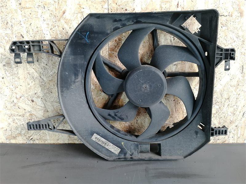 Вентилятор радиатора Opel Vivaro 2007 (б/у)