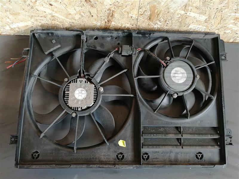 Вентилятор радиатора Volkswagen Jetta V 2006 (б/у)