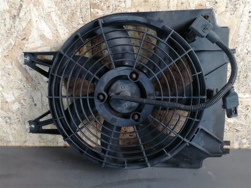 Вентилятор радиатора кондиционера Kia Sorento 2005 (б/у)