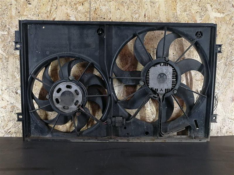 Вентилятор радиатора Skoda Octavia A5 2008 (б/у)