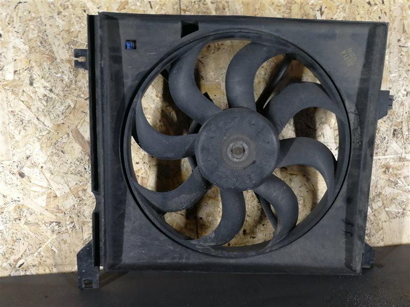 Вентилятор радиатора Kia Cerato 2006 (б/у)