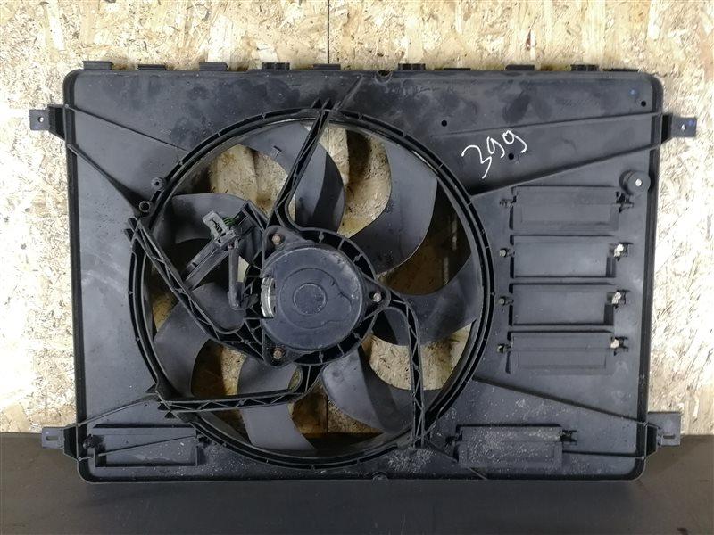 Вентилятор радиатора Ford S-Max 2007 (б/у)