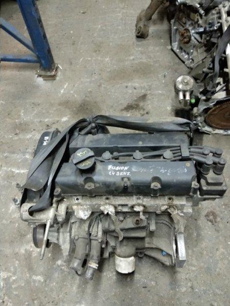 Двигатель Ford Fusion I 1.4 2008 (б/у)