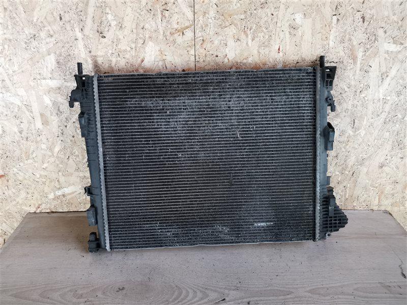 Радиатор основной Opel Vivaro 2008 (б/у)