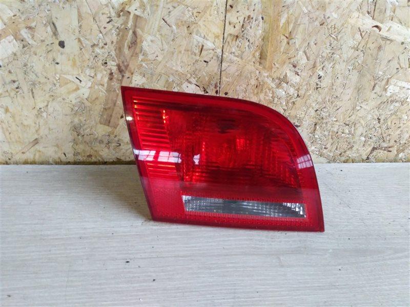 Фонарь задний внутренний левый Audi A3 8P1 2004 (б/у)