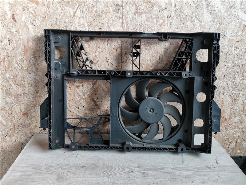 Вентилятор радиатора Opel Movano 2004 (б/у)