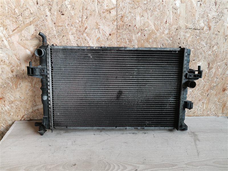 Радиатор основной Opel Combo 2005 (б/у)