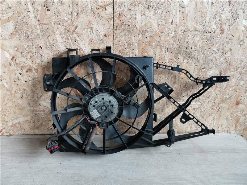 Вентилятор радиатора Opel Vectra B 2002 (б/у)