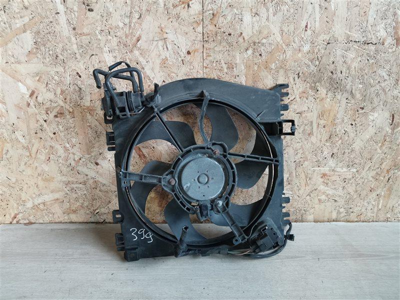 Вентилятор радиатора Renault Clio III 2006 (б/у)