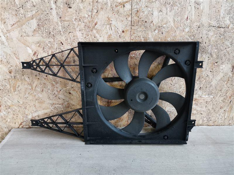 Вентилятор радиатора Skoda Fabia 2008 (б/у)
