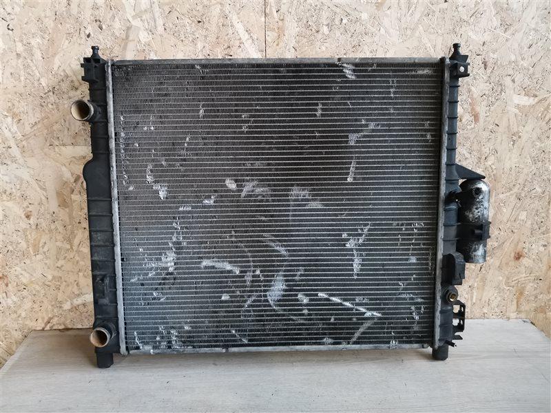 Радиатор основной Mercedes Benz Ml W163 2001 (б/у)