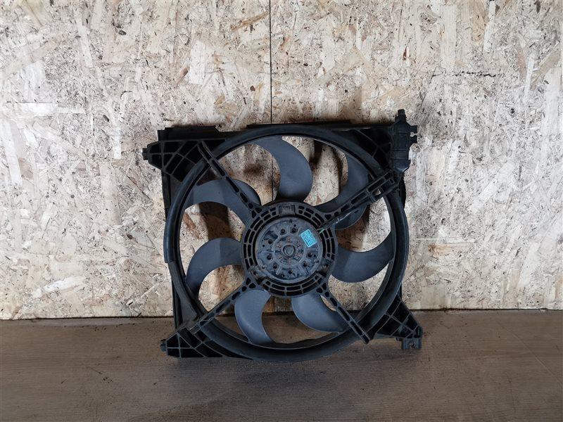 Вентилятор радиатора Hyundai Trajet 2004 (б/у)