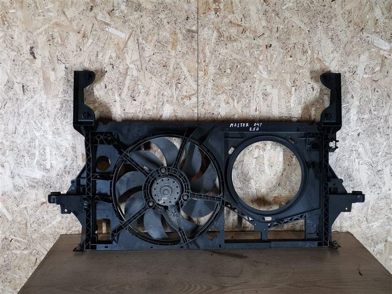 Вентилятор радиатора Renault Master 2004 (б/у)
