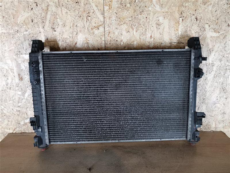 Радиатор основной Mercedes Benz B-Klasse W245 2005 (б/у)