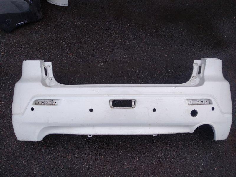 Бампер задний Mitsubishi Asx 1.8 2009 (б/у)