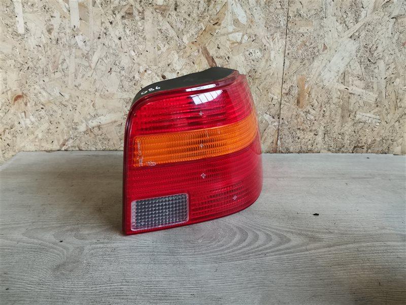 Фонарь задний правый Volkswagen Golf IV 2002 (б/у)