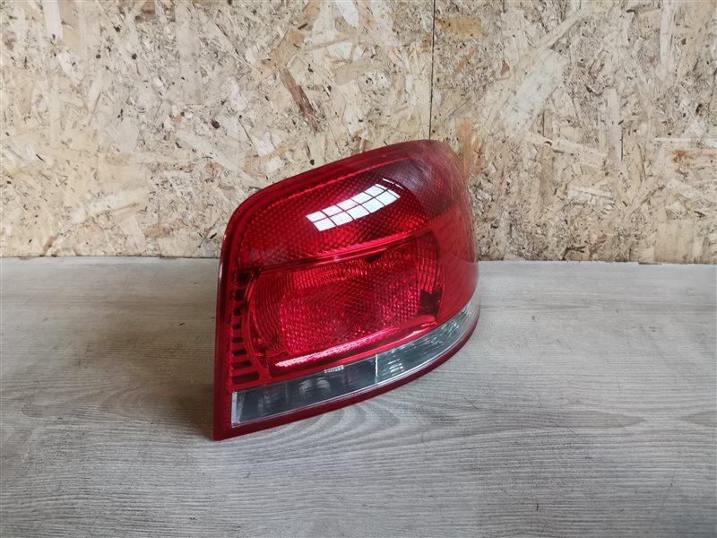 Фонарь задний правый Audi A3 8P1 2004 (б/у)
