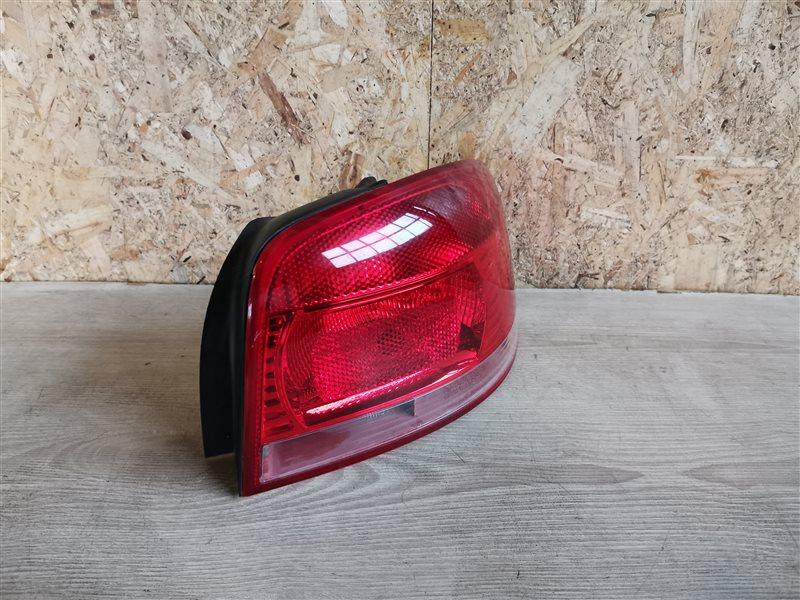 Фонарь задний правый Audi A3 8P1 2007 (б/у)