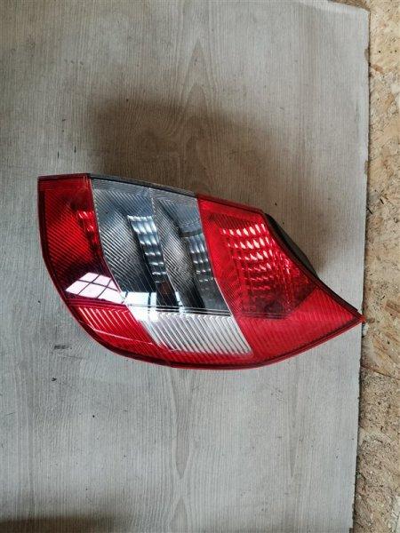 Фонарь задний правый Renault Scenic II 2005 (б/у)