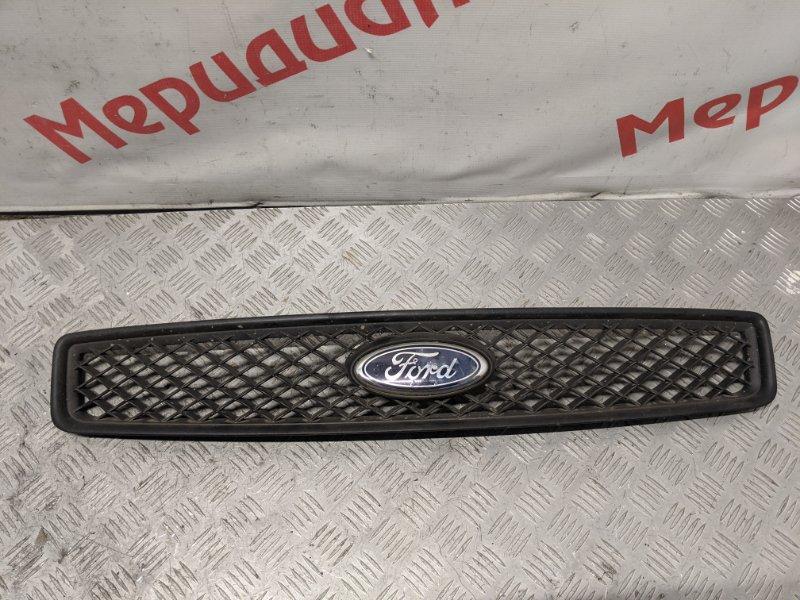 Решетка радиатора Ford Fusion I 1.6 2005 (б/у)