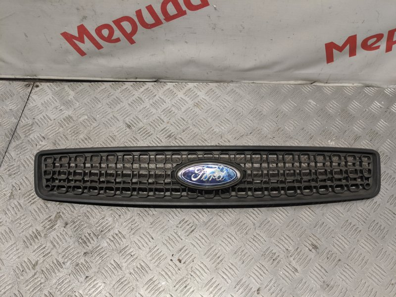 Решетка радиатора Ford Fusion I 1.6 2008 (б/у)