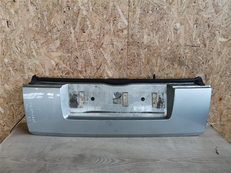 Дверь багажника нижняя Citroen C2 2004 (б/у)