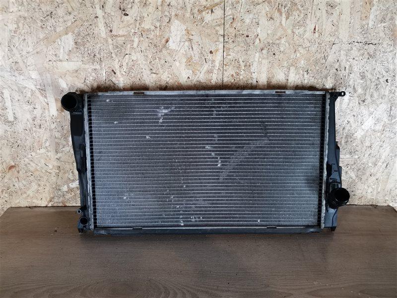 Радиатор основной Bmw 1-Series E81 2008 (б/у)