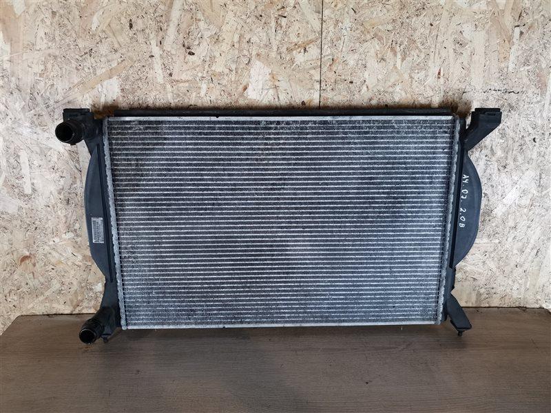 Радиатор основной Audi A4 B7 2007 (б/у)