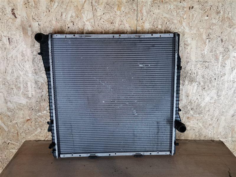 Радиатор основной Bmw X5 E53 2002 (б/у)