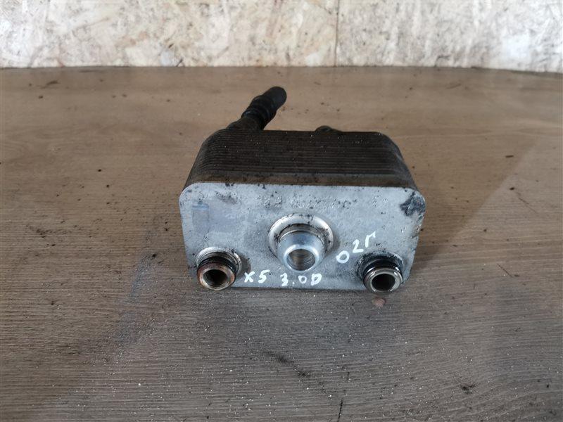 Радиатор акпп Bmw X5 E53 2002 (б/у)