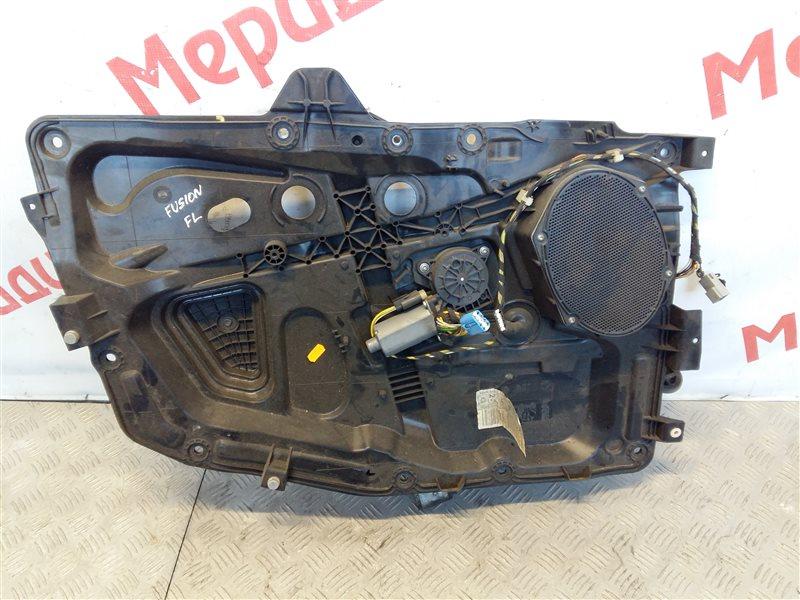 Стеклоподъемник электрический передний левый Ford Fusion I 2008 (б/у)