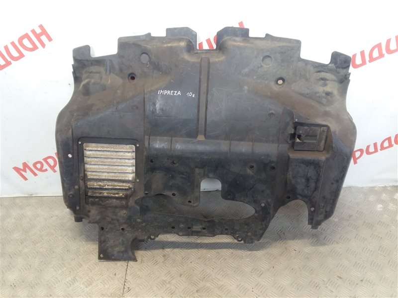 Защита картера Subaru Impreza G12 2011 (б/у)