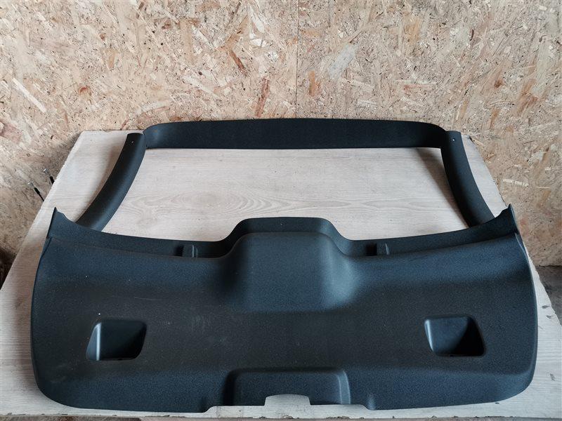 Обшивка двери багажника Citroen C4 2006 (б/у)