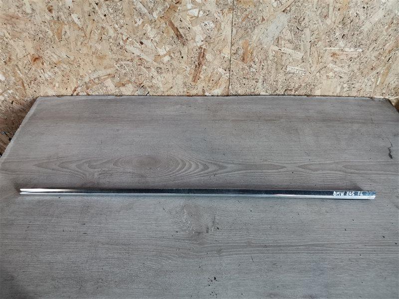 Накладка стекла переднего левого Bmw 7-Series E65 2005 (б/у)