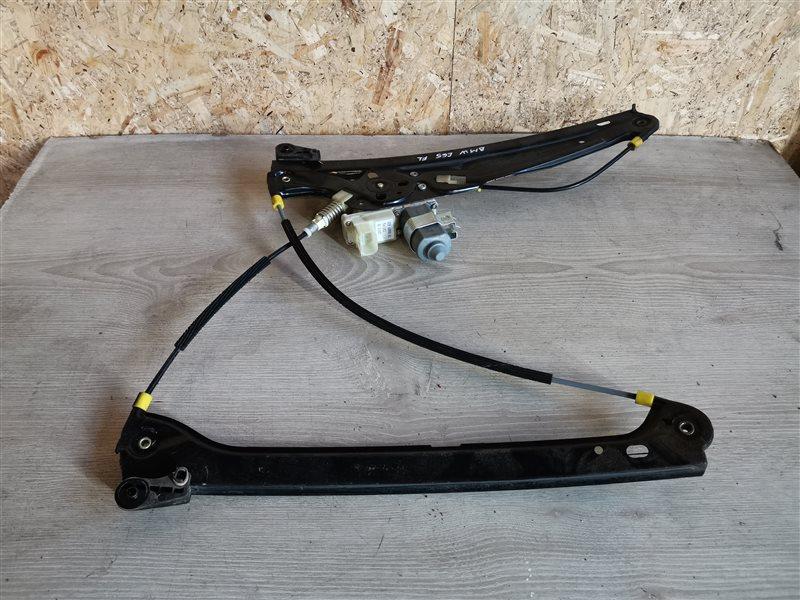 Стеклоподъемник электрический передний левый Bmw 7-Series E65 2005 (б/у)
