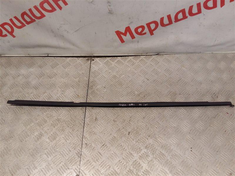 Накладка стекла заднего правого Skoda Fabia 2008 (б/у)
