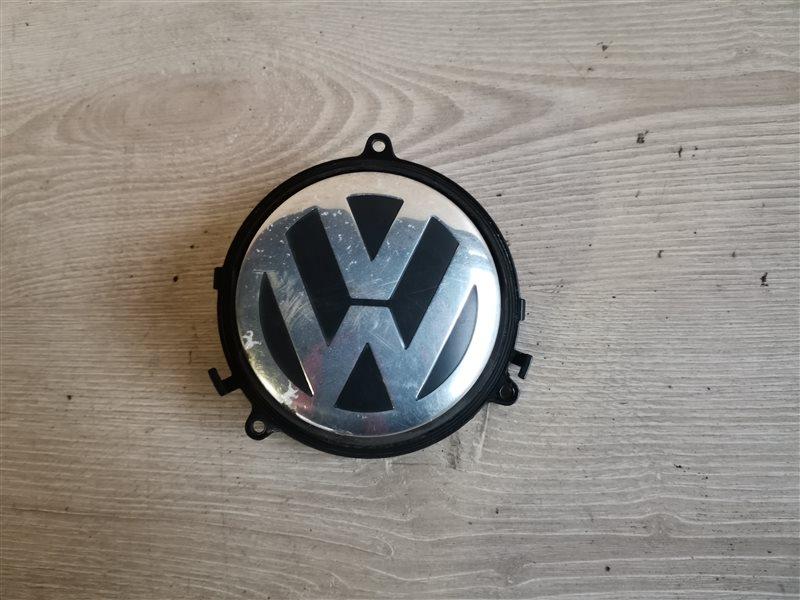 Ручка двери багажника наружная Volkswagen Golf V 2006 (б/у)