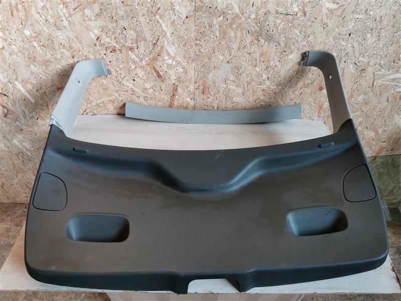 Обшивка двери багажника Opel Meriva B 2011 (б/у)