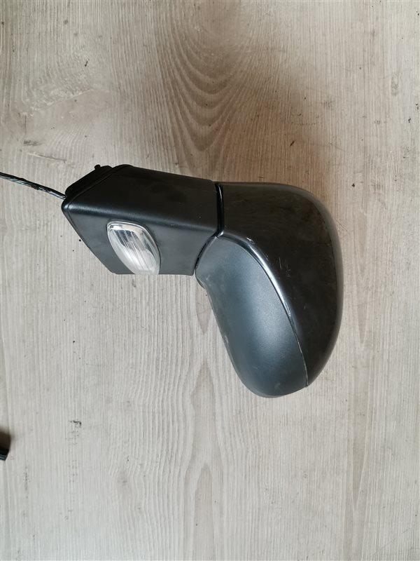 Зеркало левое электрическое Peugeot 207 2007 (б/у)