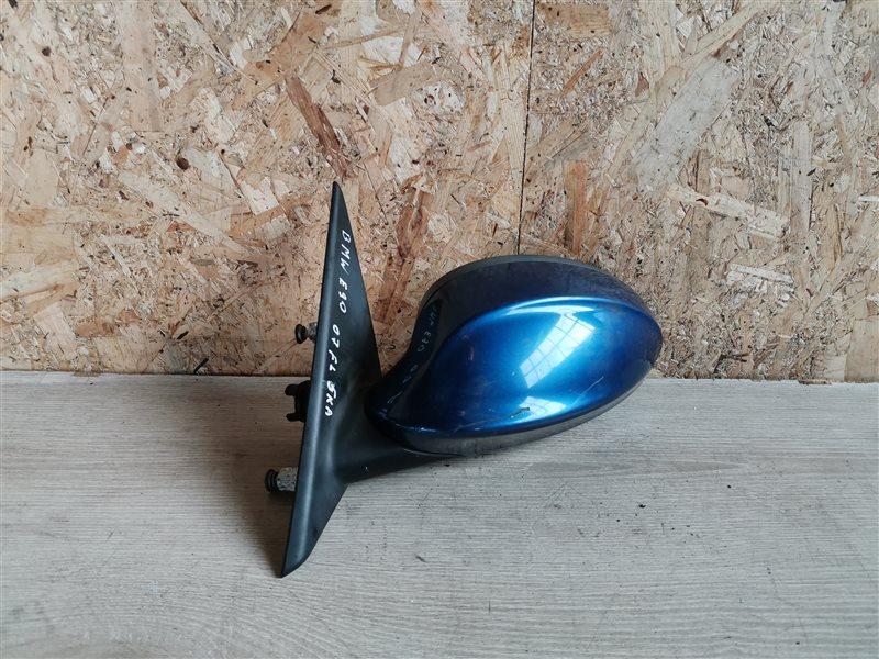 Зеркало левое электрическое Bmw 3-Series E90 2007 (б/у)