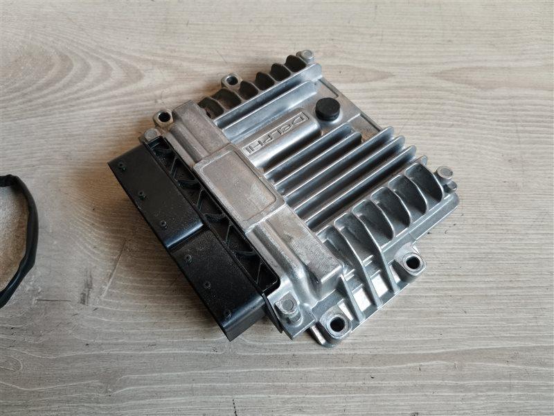 Блок управления двигателем Ssang Yong Rexton II 2.7 D27DT 2010 (б/у)