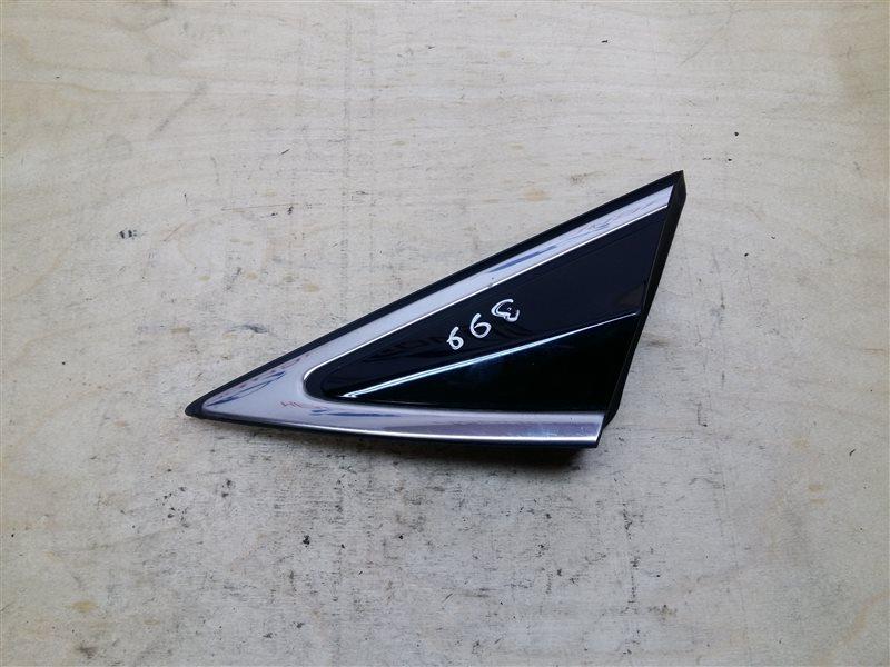 Накладка переднего крыла левого Hyundai I40 2012 (б/у)