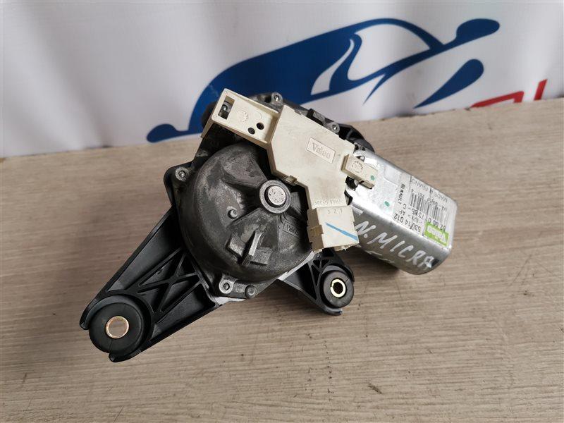 Моторчик стеклоочистителя задний Nissan Micra K12E 2005 (б/у)