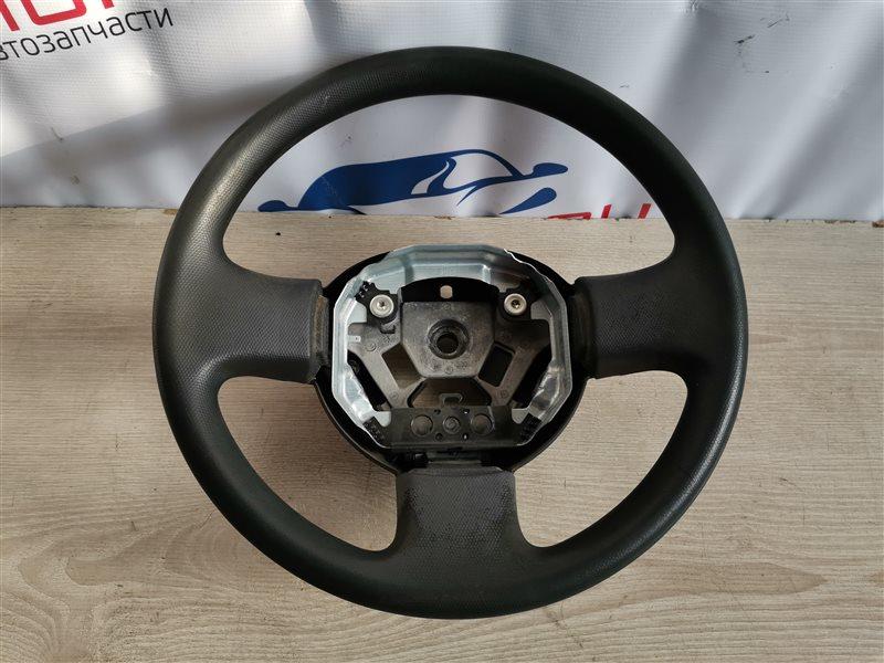 Рулевое колесо без airbag Nissan Micra K12E 2005 (б/у)