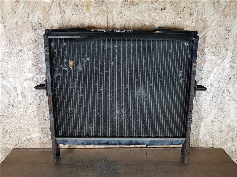 Радиатор основной Kia Sorento 1 2.5D 2003 (б/у)