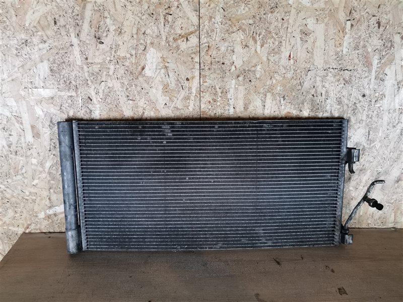 Радиатор кондиционера Renault Laguna III 2010 (б/у)